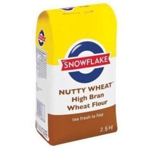 Snowflake Nutty Wheat Flour 2.5 kg (BF24)