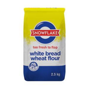 Snowflake White Bread Flour 2.5kg (BF24)