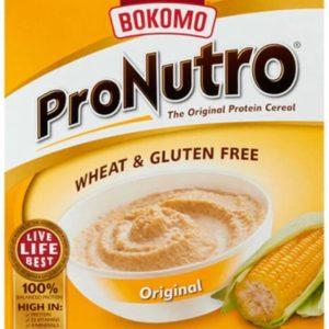Bokomo ProNutro Wheat and Gluten Free Original 500g (BF22)