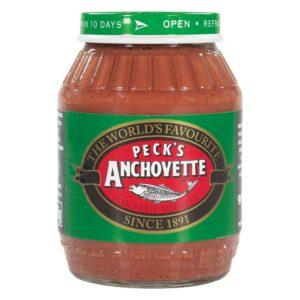 Anchovette Fish Paste – 125ml (BE12)