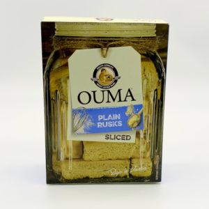 Ouma Plain Rusk Sliced – 450g (BD11)