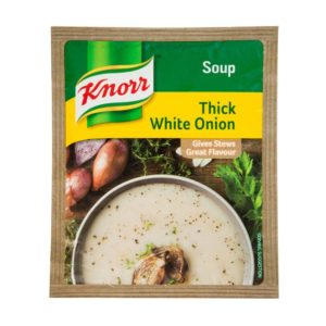 Knorr Packet Soup White Onion – 60g (BE21)