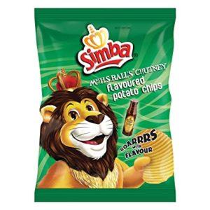 Simba Chips Mrs. Balls Chutney – 125g (BC11)