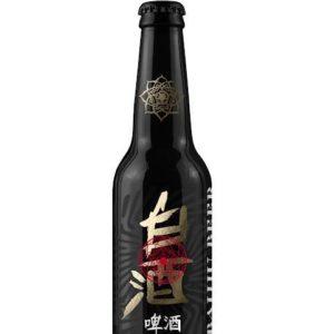 Baijiu Beer Black