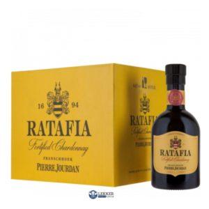 Pierre Jourdan – Ratafia (Fortified Wine)
