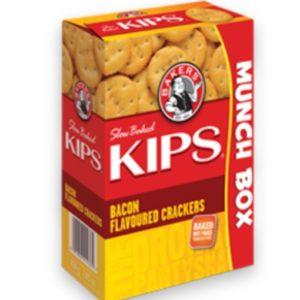Bacon Kips 200g (BC23)