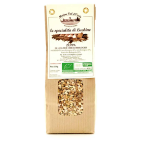Organic legumes and cereals mix – Mulino Val d'Orcia 350 gr (BF21)